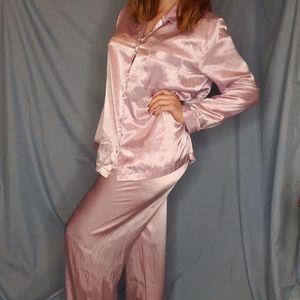 Morgan Taylor purple pajama set size medium